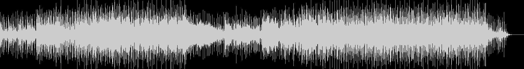 シーケンスフレーズが印象的なノリの良い曲の未再生の波形