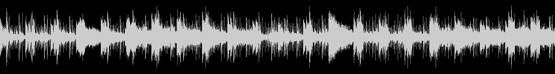 エレクトロニック シンセサイザー ...の未再生の波形