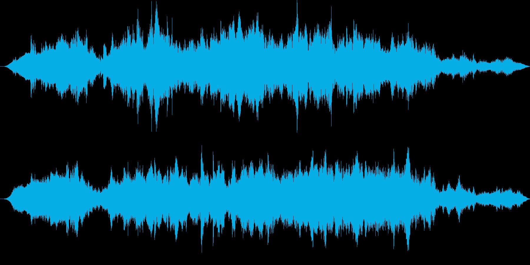 オーケストラチューニングコンサート...の再生済みの波形