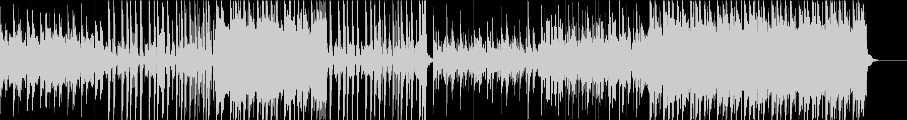ピアノの旋律が切ないシンセインストの未再生の波形