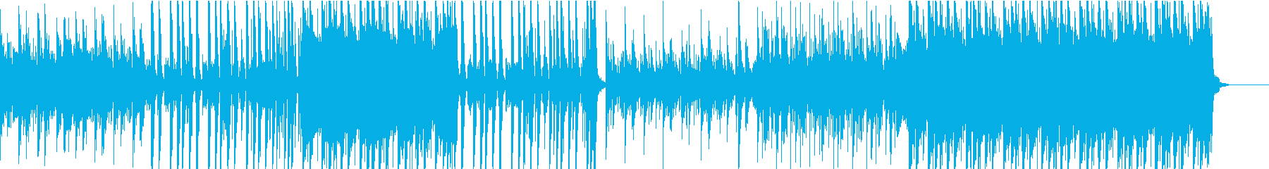 ピアノの旋律が切ないシンセインストの再生済みの波形
