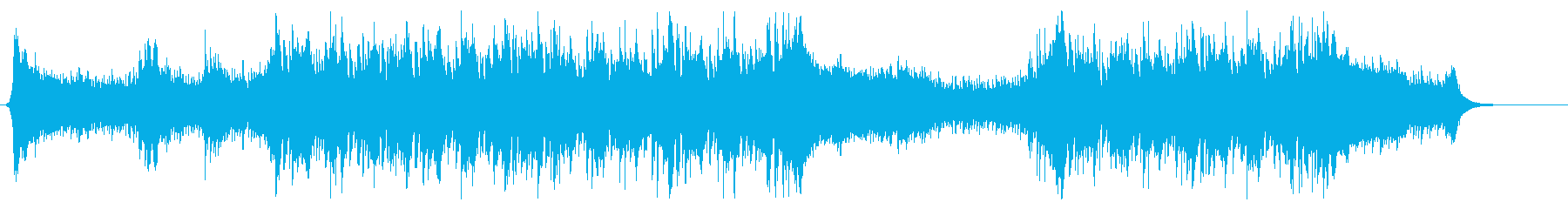 【オーケストラ】爽やかな日常曲!の再生済みの波形