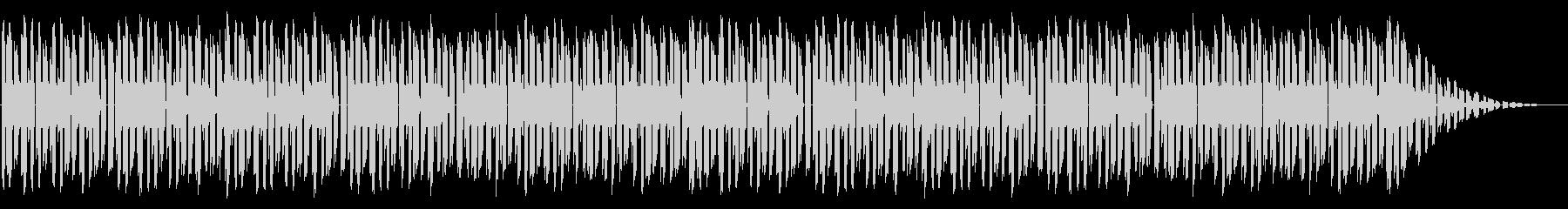 NES 和風 A03-1(ステージ2) の未再生の波形