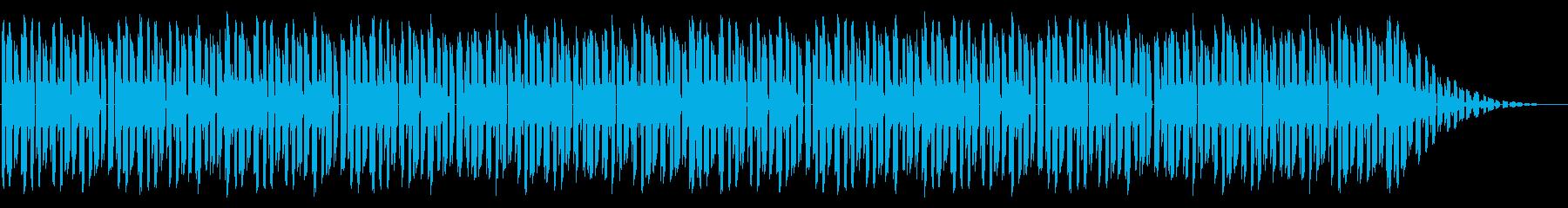 NES 和風 A03-1(ステージ2) の再生済みの波形