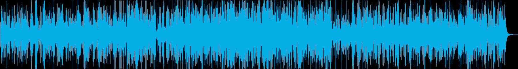 夜に聴きたいオーソドックスなジャズの再生済みの波形