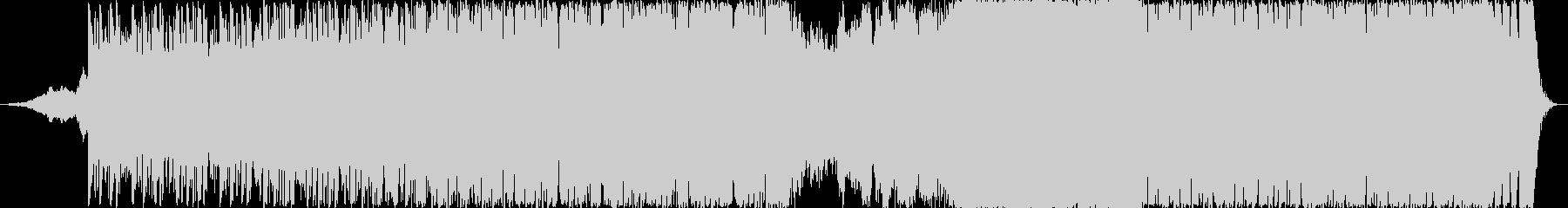 現代の交響曲 クラシック交響曲 積...の未再生の波形