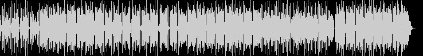 チルなローファイトラップの未再生の波形