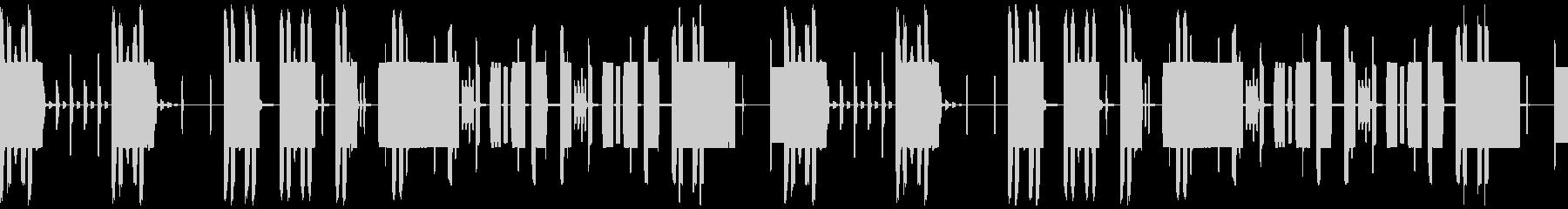 FC風ループ 調べるしかないねの未再生の波形