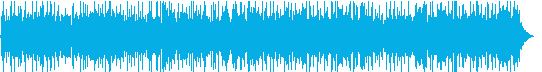Country active with a cool sense of speed's reproduced waveform