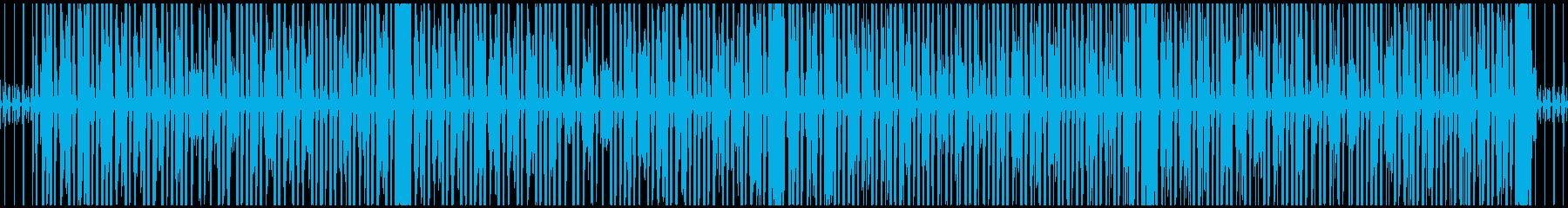 【ループ対応】陽気・軽快 アコギブルースの再生済みの波形