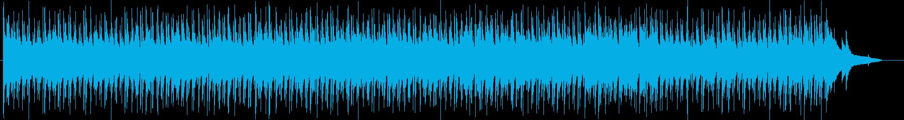 さわやか 軽快 いきいき 散歩 情報の再生済みの波形