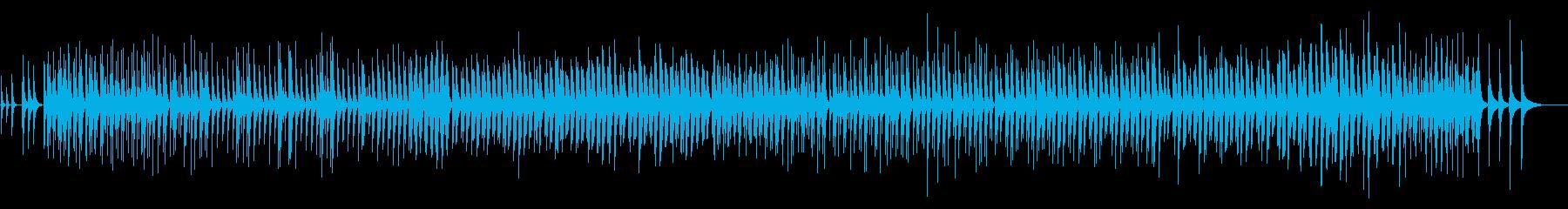 天国と地獄 木琴アンサンブルの再生済みの波形