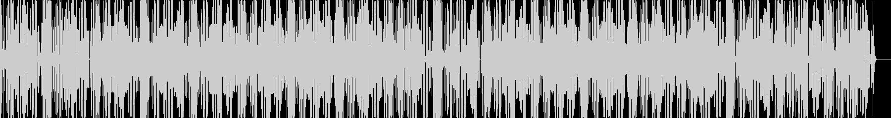 スタイリッシュお洒落なフューチャーベースの未再生の波形