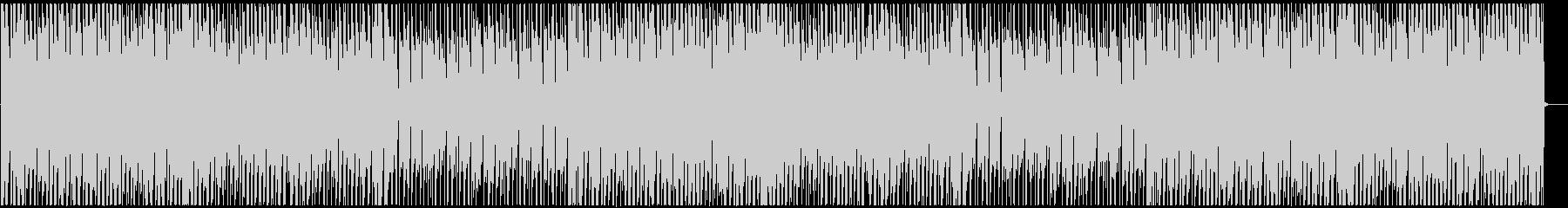 明るいアフロビート ダンスホールレゲエの未再生の波形