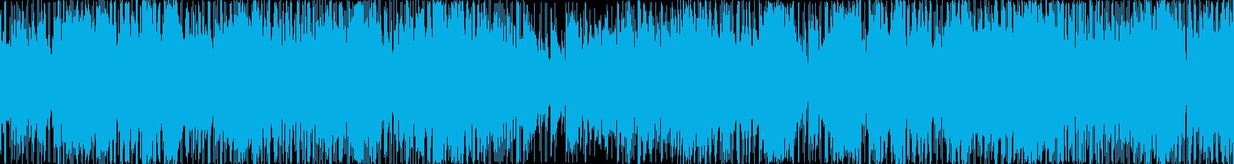ファンキー 説明的 静か お洒落 ...の再生済みの波形