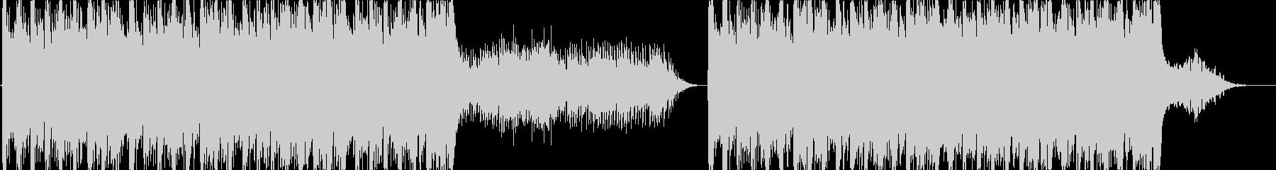 幻想的で雄大なストリングス-短縮版-の未再生の波形