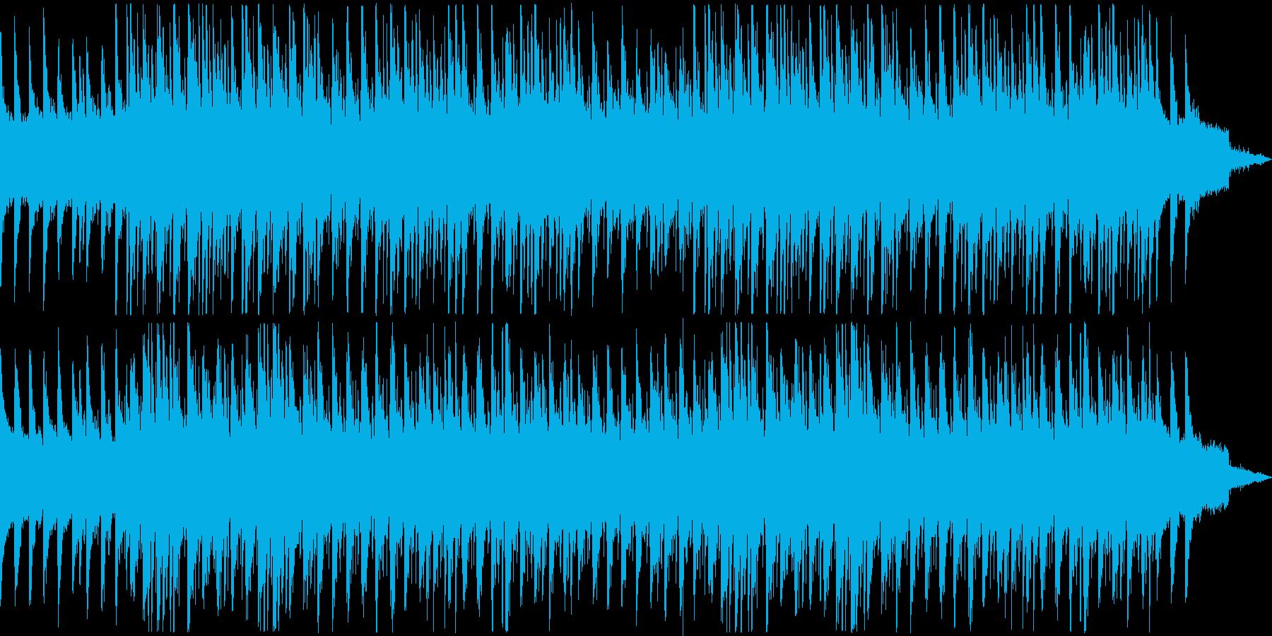 【切ない系】雨音~雨に打たれて~の再生済みの波形