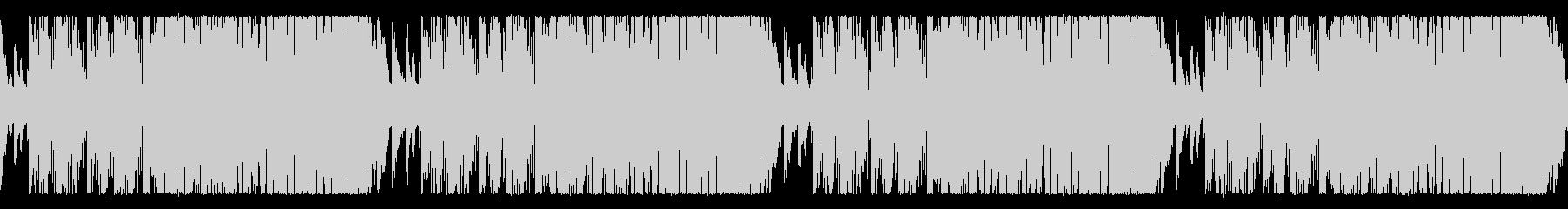 優しく・しっとりとしたコーポレートBGMの未再生の波形