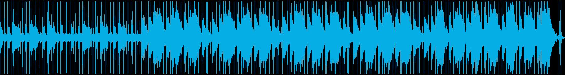 ループ仕様、コミカル、軽快、スウィングの再生済みの波形