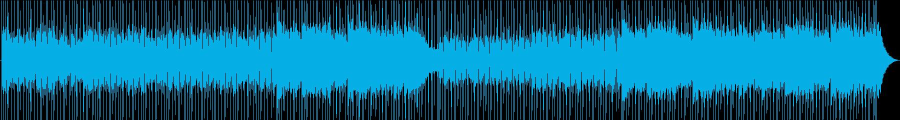 生演奏・70年代のフォークロックの再生済みの波形