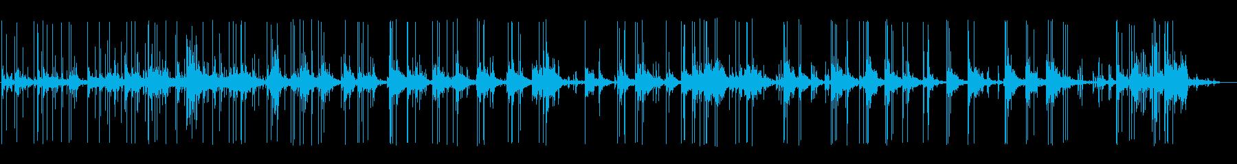 花火 花火アトモ01の再生済みの波形