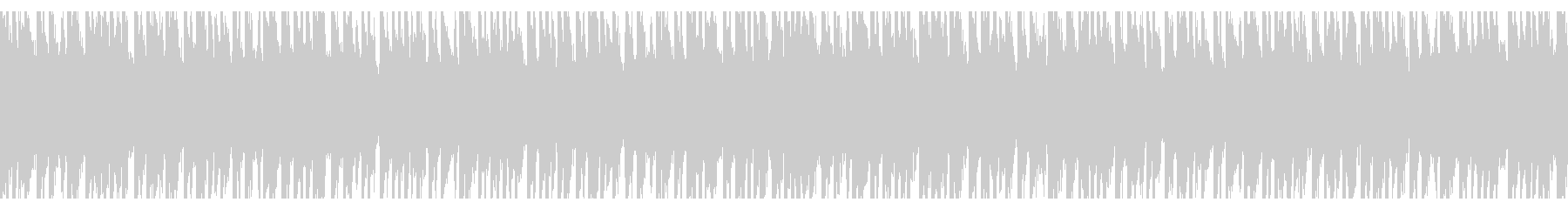 サニーサマー(ループ-30秒)の未再生の波形