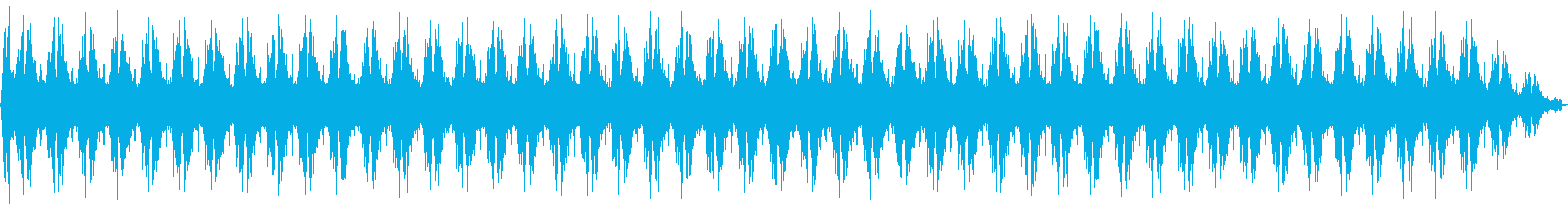 魔法詠唱、魔法発動、独白 01の再生済みの波形