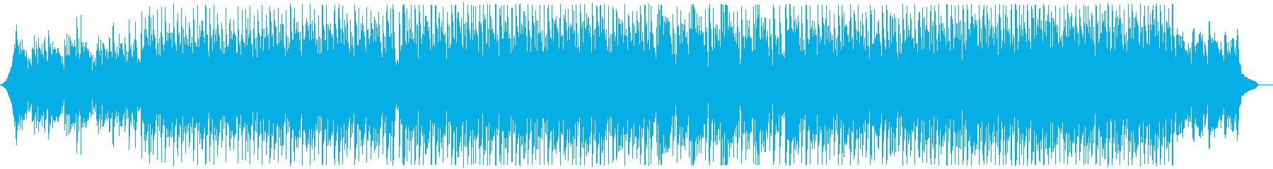 現代的な和風三味線ポップの再生済みの波形
