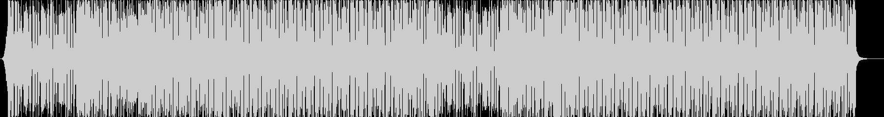 ポジティブなトロピカルハウスの未再生の波形