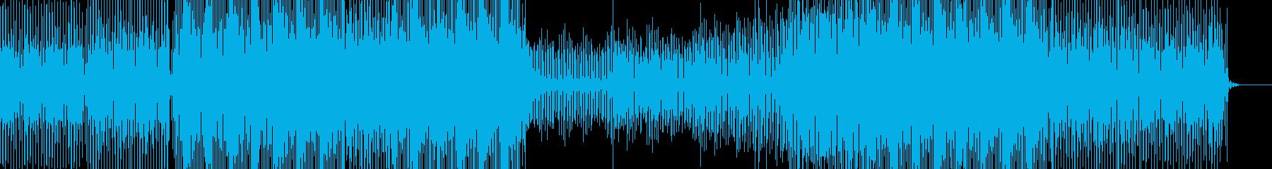 とても盛り上がる曲ですの再生済みの波形