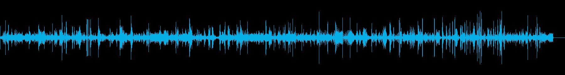 チューニング; Am Broadc...の再生済みの波形