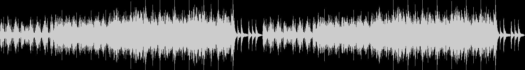 結婚式・華やか・ウェディング・ピアノソロの未再生の波形