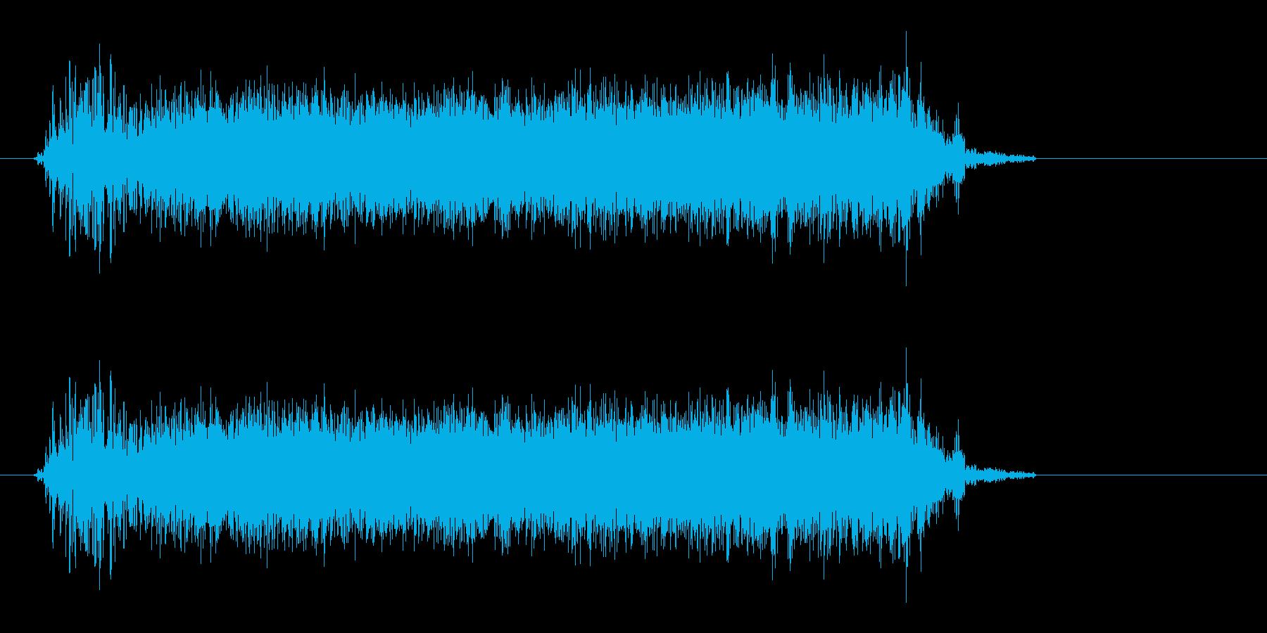 エレベータースペースターボエレベー...の再生済みの波形
