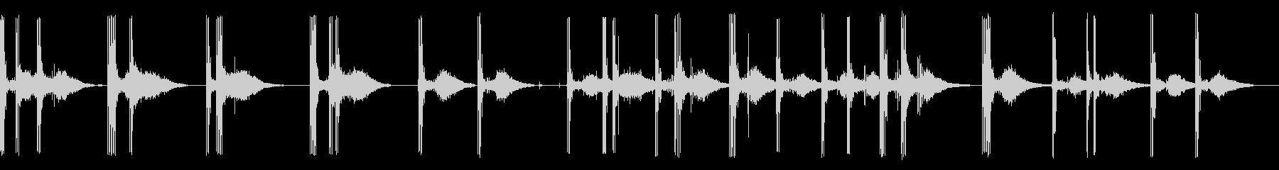 GIAT AA52 / ANF1、...の未再生の波形