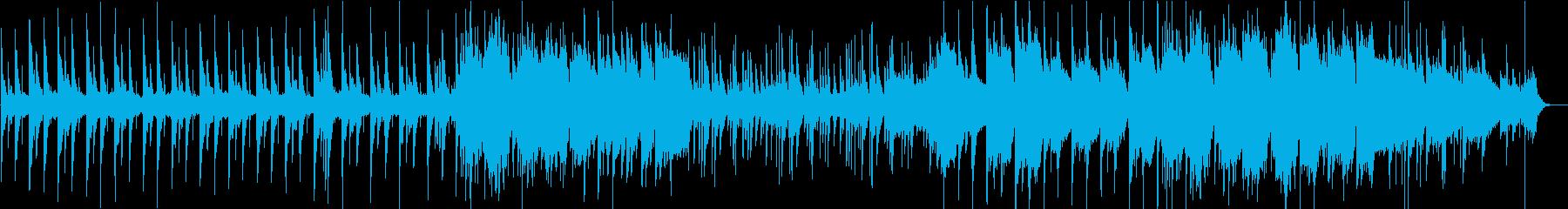 ピアノ癒しの音楽 リラックスの再生済みの波形