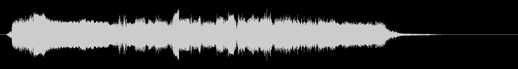 エレクトリックギター:ワウワウ、ギ...の未再生の波形