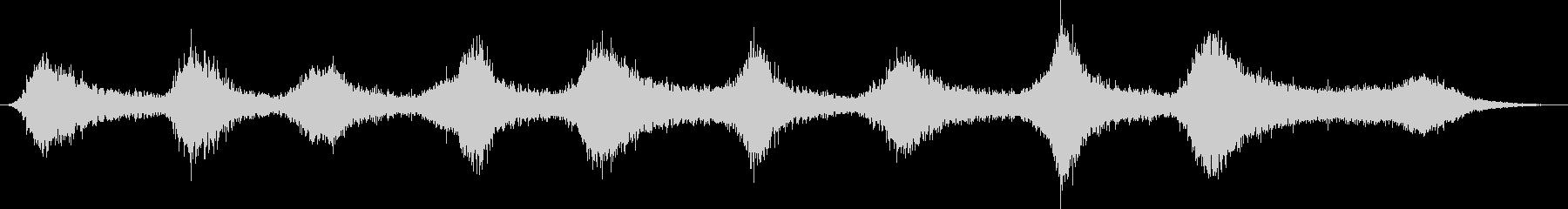 ピアノ:コンスタントヘビーストリン...の未再生の波形