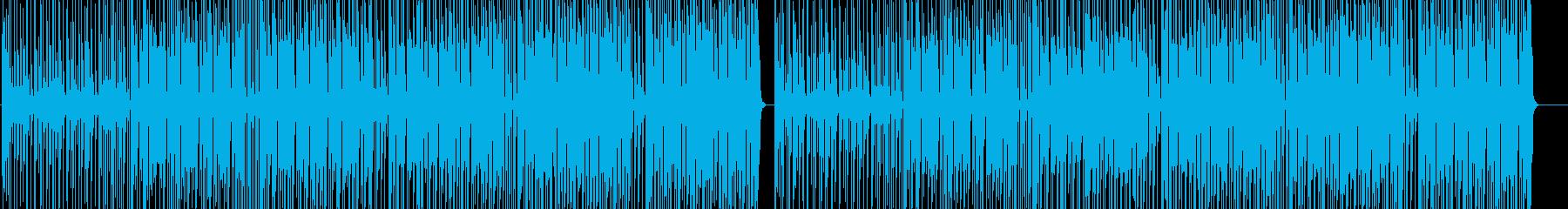 電子楽器。風変わりな音色に興味があ...の再生済みの波形