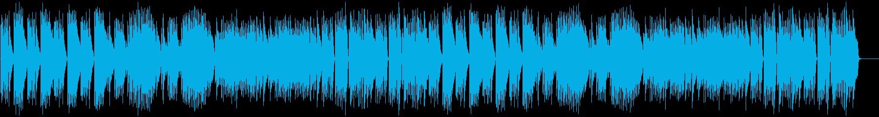 調理シーンで超有名なクラシック曲の再生済みの波形