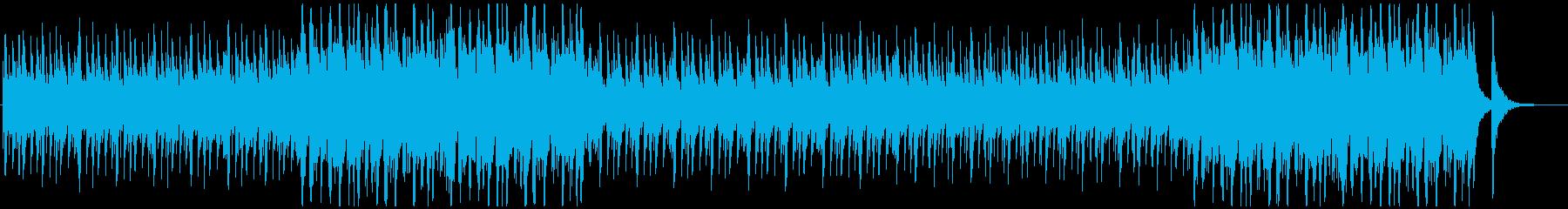 温もりのあるオーケストラ-情緒-物語の再生済みの波形