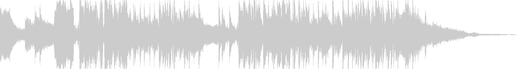 アンビエント 説明的 静か エレキ...の未再生の波形