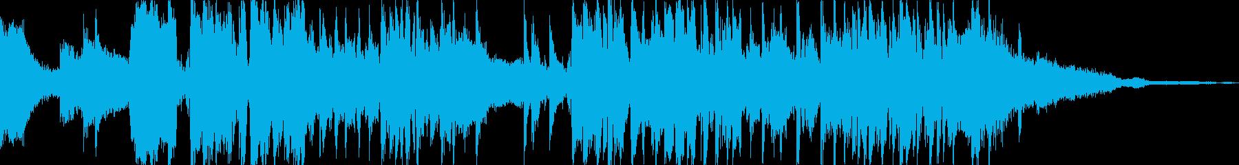 アンビエント 説明的 静か エレキ...の再生済みの波形