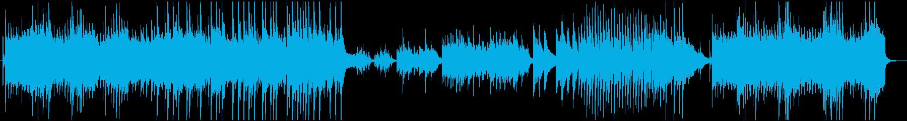 カッコいいピアノメインな曲です!の再生済みの波形