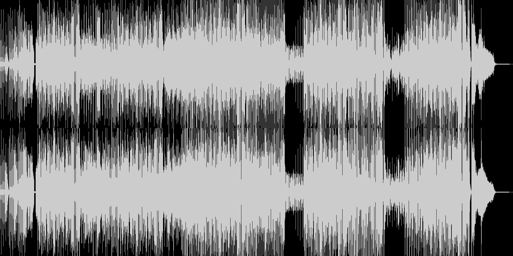 カートゥーン調のピアノ&サ… 後半ドラムの未再生の波形