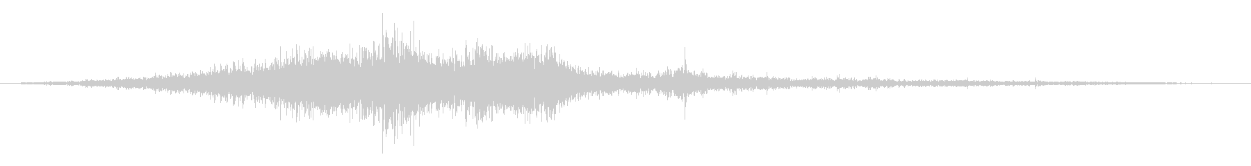 PASS BY、MEDIUM、SP...の未再生の波形