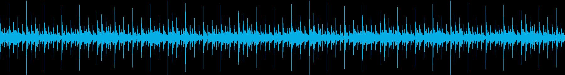 パルスループ2の再生済みの波形