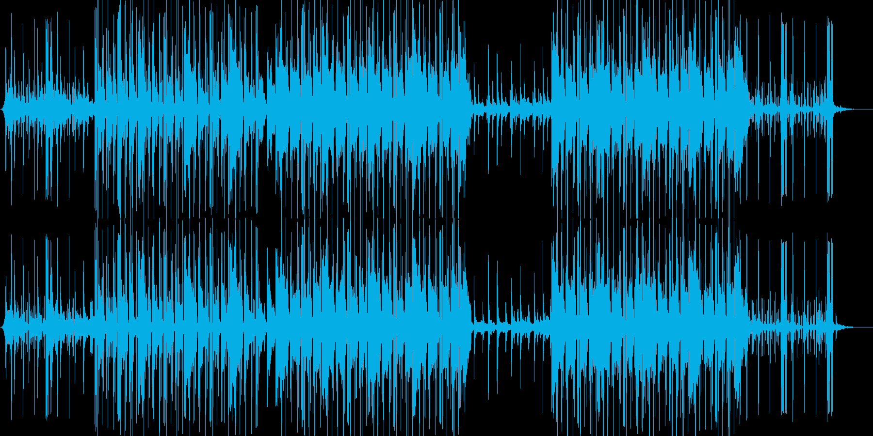 ポップ テクノ Hip-hop ほ...の再生済みの波形
