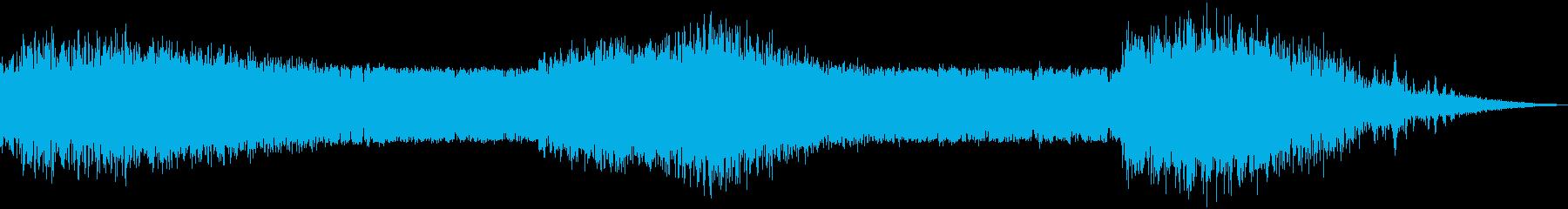 【ダークアンビエント】 最後の砦の再生済みの波形