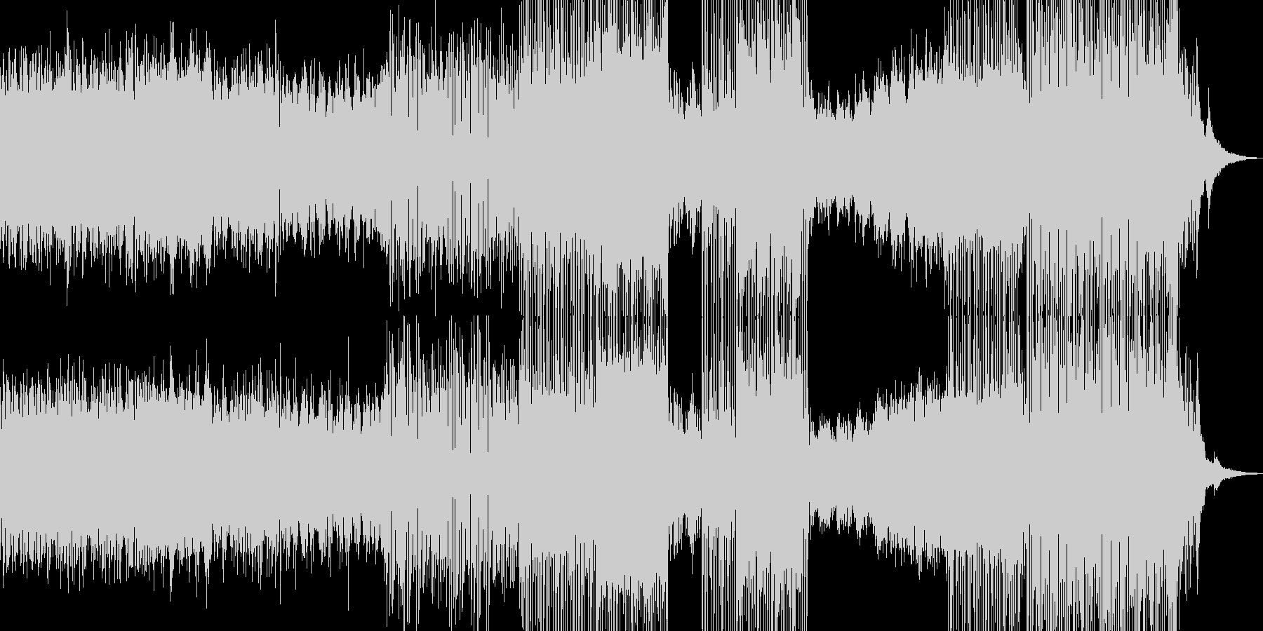 癒し系RPG・後半から打楽器有 長尺★の未再生の波形