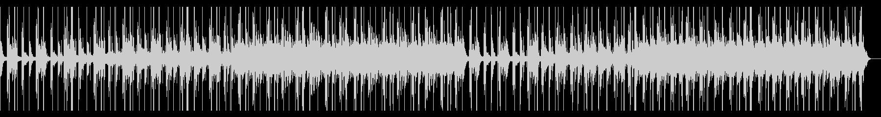 ピアノ・チル ジャズヒップホップの未再生の波形